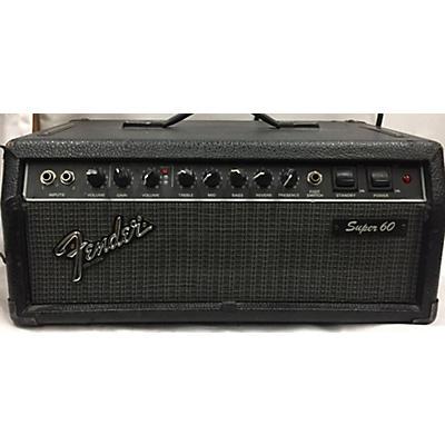 Fender 1980s Super 60 Tube Guitar Amp Head