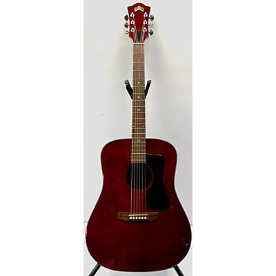 Guild 1984 D25CH Acoustic Guitar
