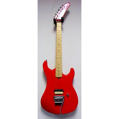 Kramer 1984 Solid Body Electric Guitar Red