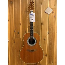 Ovation 1985 1117 Acoustic Guitar