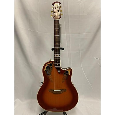Ovation 1985 1985 Ovation Collector Series Acoustic Electric Guitar