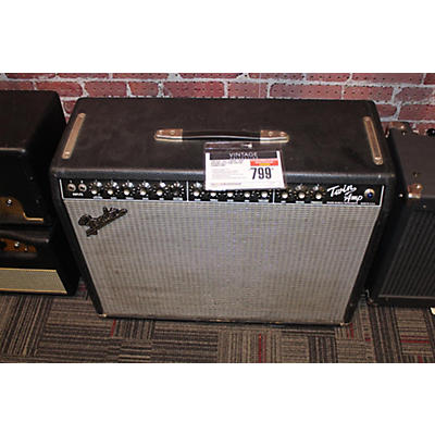 Fender 1985 Twin Reverb 2x12 Tube Guitar Combo Amp