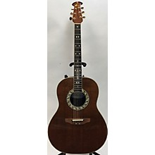 Ovation 1986 1651 Acoustic Electric Guitar
