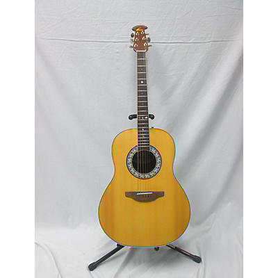 Ovation 1986 Ultra 1317 Acoustic Guitar