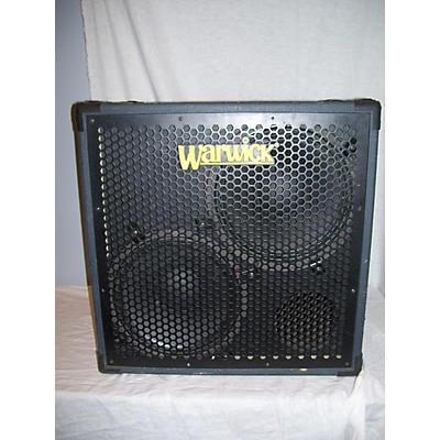 Warwick 1990s 212 Bass Cabinet