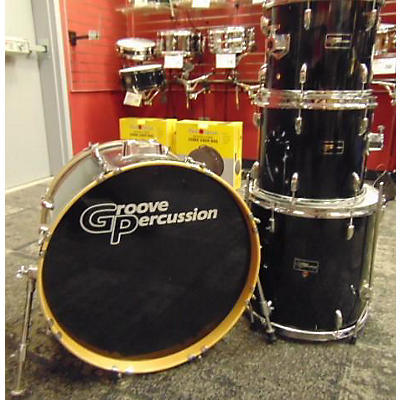 Groove Percussion 1990s GP Drum Kit