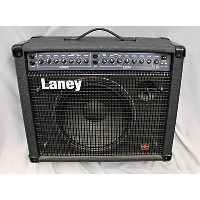 Laney 1990s Gc50a Guitar Combo Amp