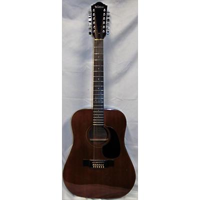 Ventura 1990s V15 12 String Acoustic Guitar