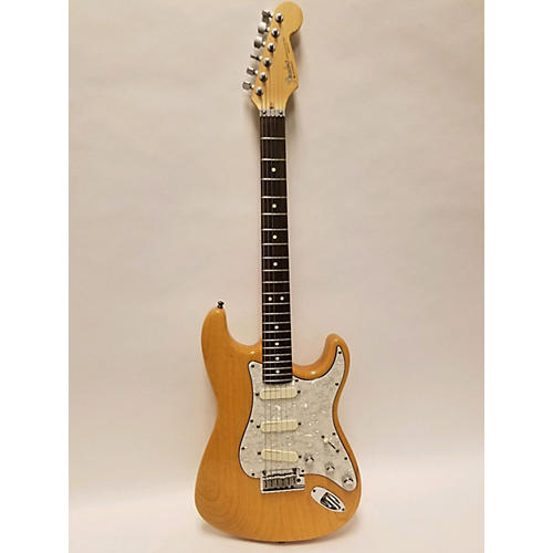 Fender 1991 American Stratocaster Plus... Solid Body Electric Guitar Natural