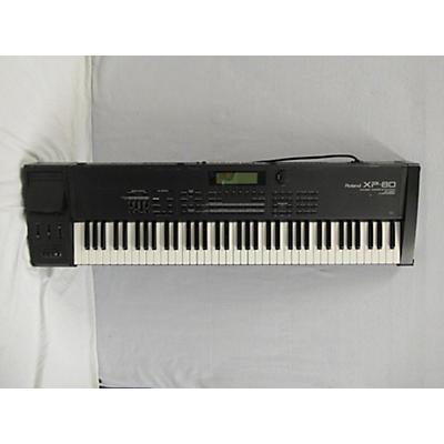 Roland 1996 XP-80 Keyboard Workstation