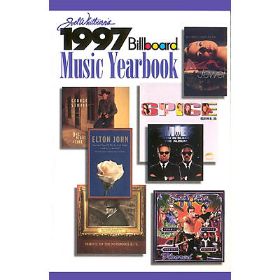 Record Research 1997 Billboard Music Yearbook Book Series Written by Joel Whitburn