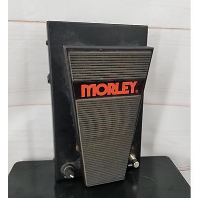 Morley 1997 PWA Effect Pedal