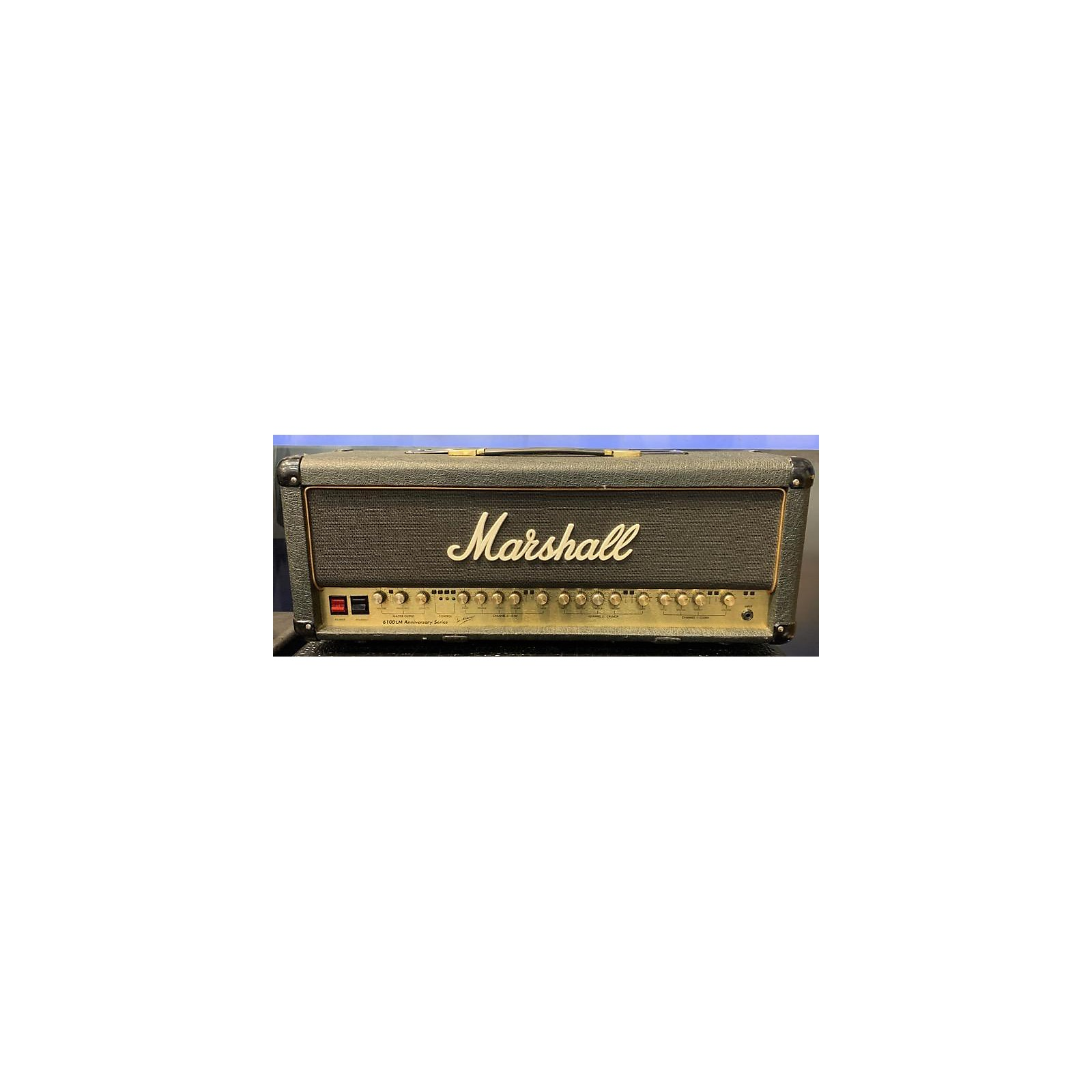 Marshall 1998 6100LM Anniversery Series Tube Guitar Amp Head