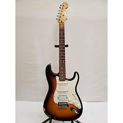 Fender 1998 Deluxe Stratocaster Solid Body Electric Guitar