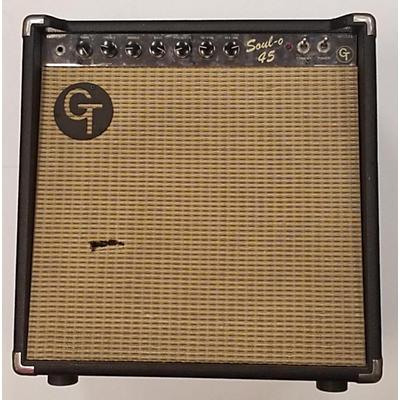 "Groove Tubes 1998 GT S45 SOUL-O 45 1X12"" Tube Guitar Combo Amp"