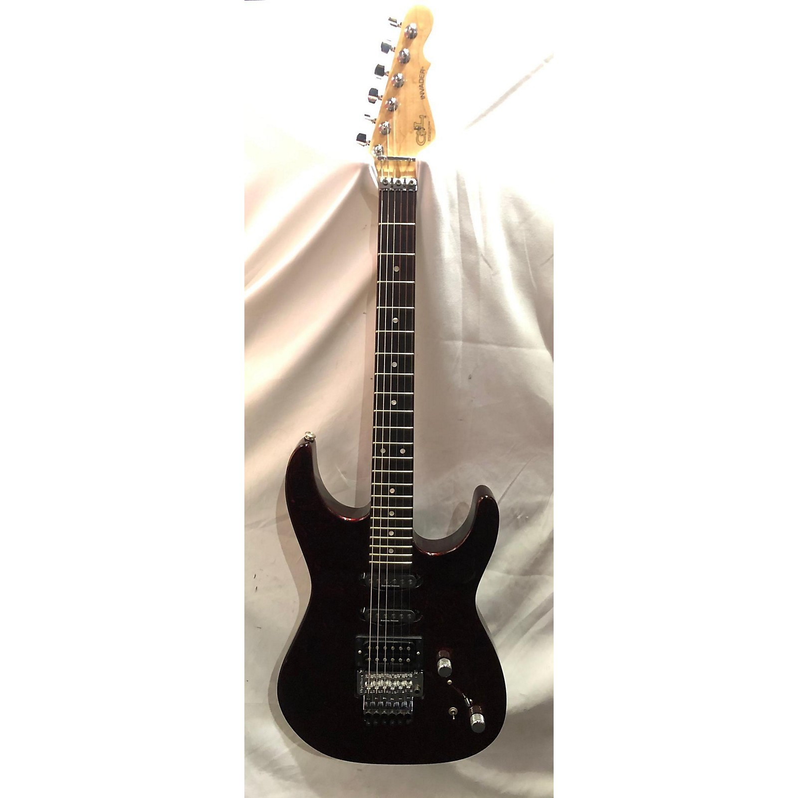 G&L 1998 Invader Solid Body Electric Guitar