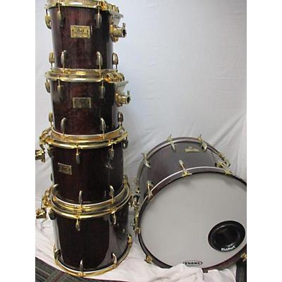 Pearl 1998 Masters Custom Drum Kit