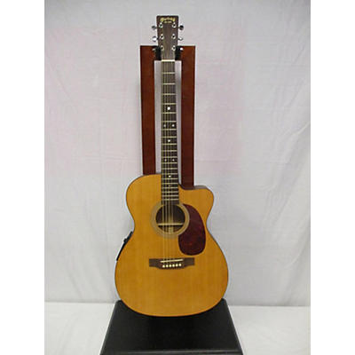 Martin 1999 000C Classical Acoustic Electric Guitar