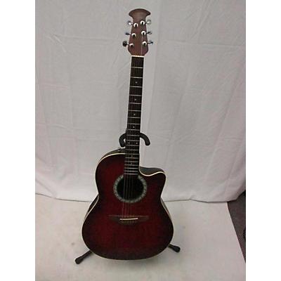 Ovation 1999 1771 STANDARD BALLADEER Acoustic Electric Guitar