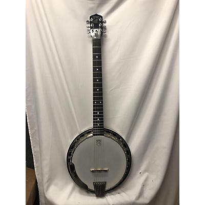 Deering 1999 D 6 Banjo
