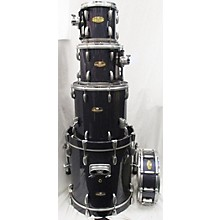 Pearl 1999 Masterworks Drum Kit