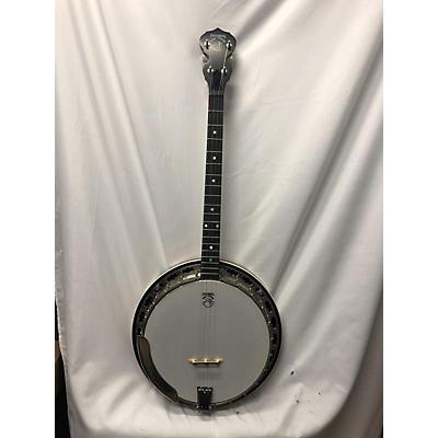 Deering 1999 Sierra 19-Fret Tenor Banjo