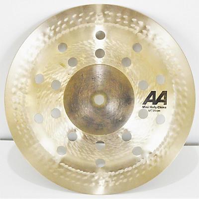Sabian 19in AA HOLY CHINA Cymbal