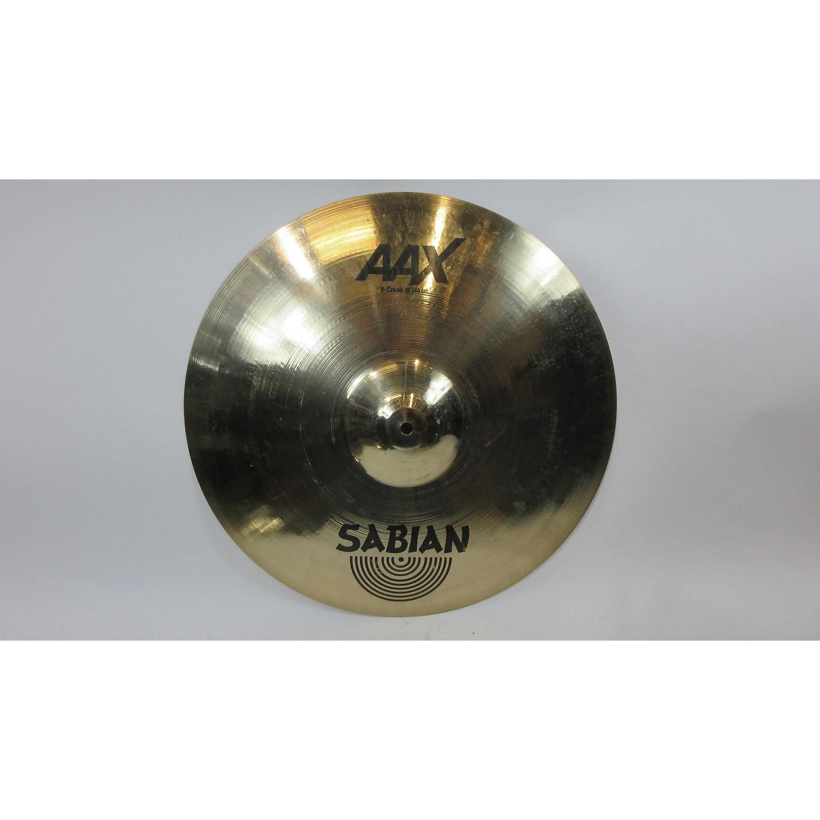 Sabian 19in AAX V-Crash Cymbal