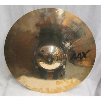 Sabian 19in AAX Xplosion Fast Crash Cymbal
