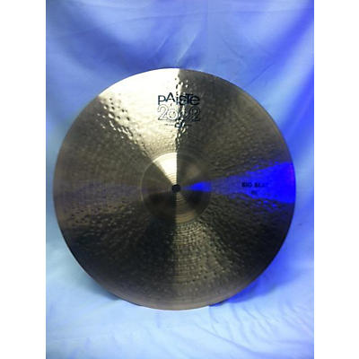 Paiste 19in Big Beat Cymbal