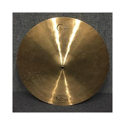 Dream 19in Bliss Vintage Crash/Ride Cymbal