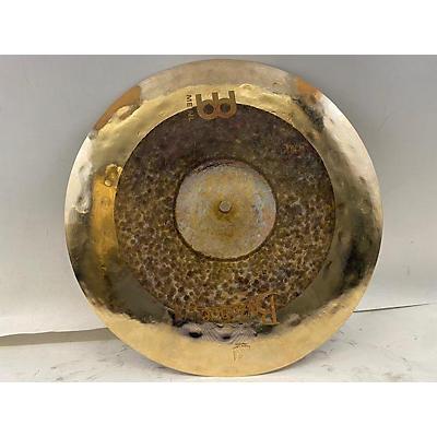 Meinl 19in Byzance Duel Crash Cymbal