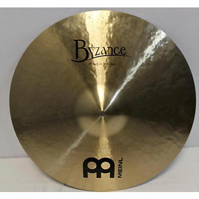 MEINL 19in Byzance Medium Thin Crash Cymbal