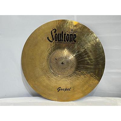 Soultone 19in Crash Ride Cymbal