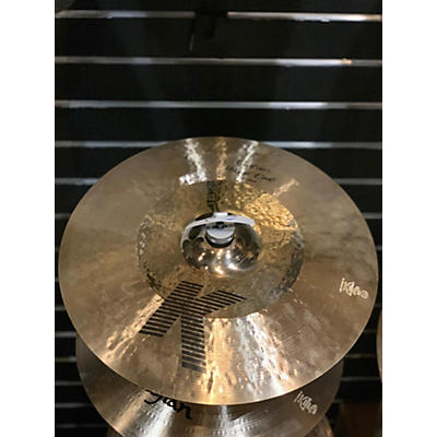 Zildjian 19in K Custom Hybrid Crash Cymbal