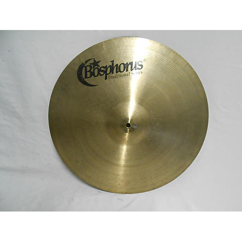 Bosphorus Cymbals 19in Traditional Thin Ride Cymbal 39