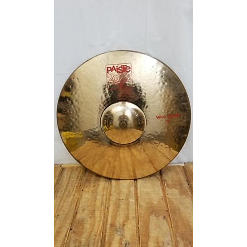Paiste 19in Wild Crash Cymbal 39