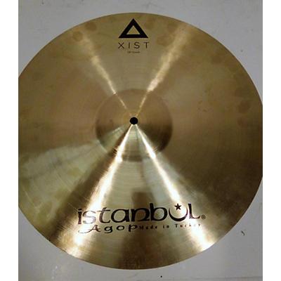 "Istanbul Agop 19in Xist 19"" Cymbal"