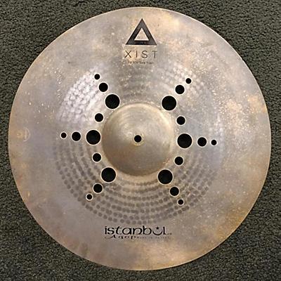 Istanbul Agop 19in Xist Ion Dark Trash Cymbal