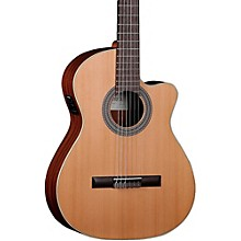 Open Box Alhambra 1OP-CW Classical Acoustic-Electric Guitar