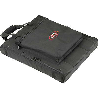 SKB 1U Audio Soft Rack Case