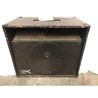 Gallien-Krueger 1X15 8Ohm Bass Cabinet