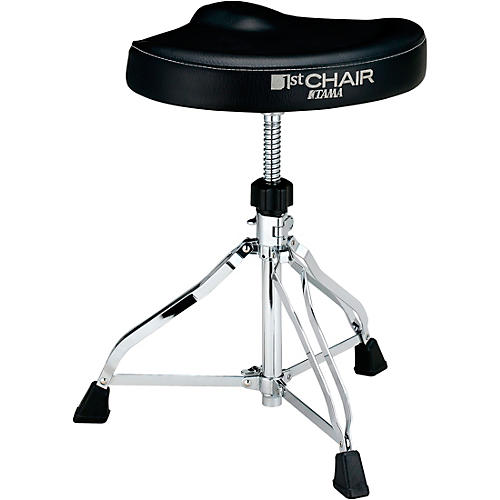 TAMA 1st Chair Saddle Seat Drum Throne