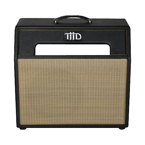 thd 1x12 tube guitar combo amp cabinet musician 39 s friend. Black Bedroom Furniture Sets. Home Design Ideas