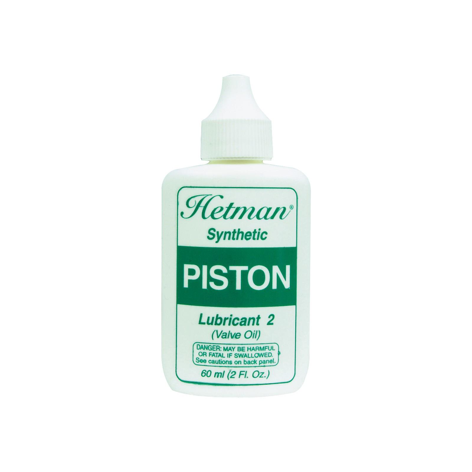 Hetman 2 - Piston Lubricant