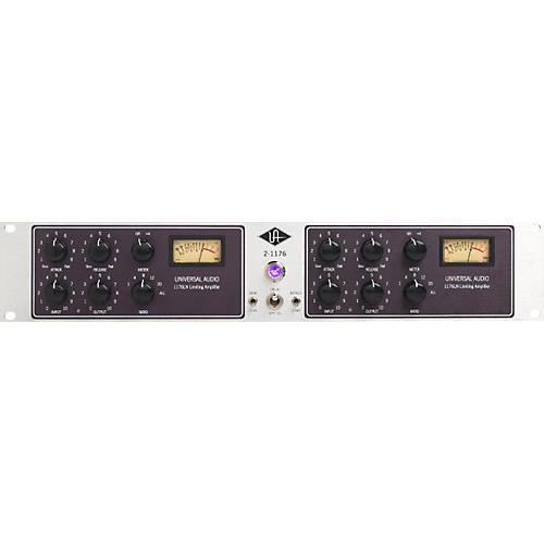 Universal Audio 2-1176 Twin Vintage Limiting Amplifier