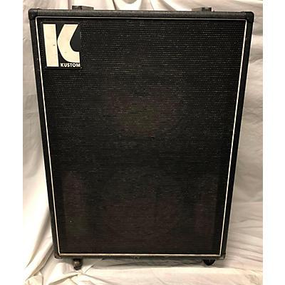 Kustom 2-15B Bass Cabinet