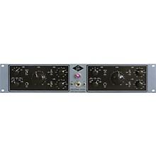 Open BoxUniversal Audio 2-610 Silverface Dual Channel Mic Pre