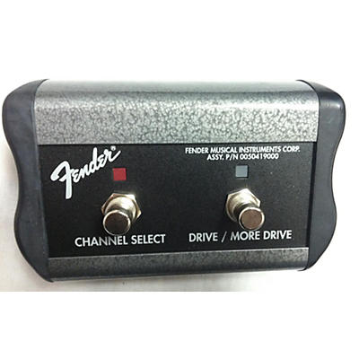 Fender 2 BUTTON FOOTSWITCH 0994062000 Footswitch