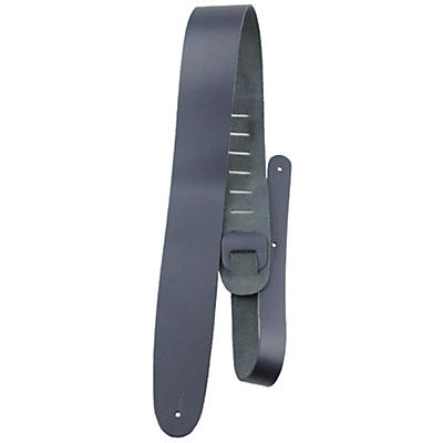 "Perri's 2"" Basic Leather Guitar Strap"